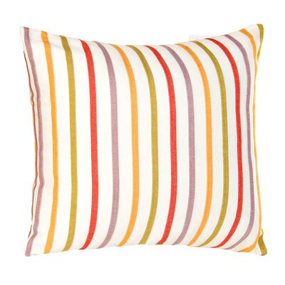 Sunset Pillow Cover Color: Light Orange