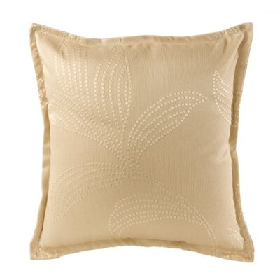 Palmyre Pillow Cover Color: Off White