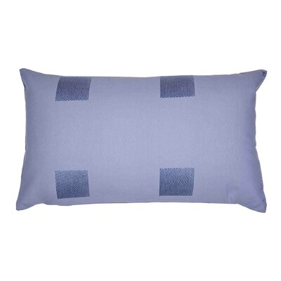 Mahe Pillow Cover Color: Parma