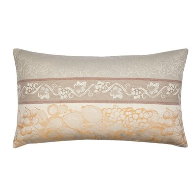 Agapes Pillow Cover Color: Light Beige