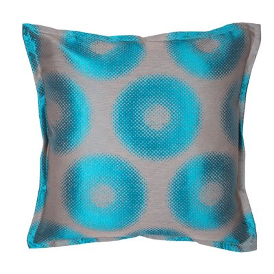Vertigo Pillow Cover Color: Blue