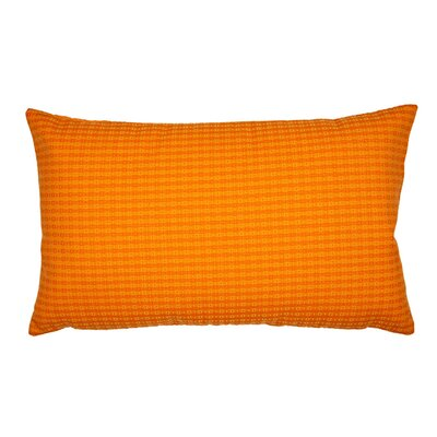 Monza Pillow Cover Color: Light Orange