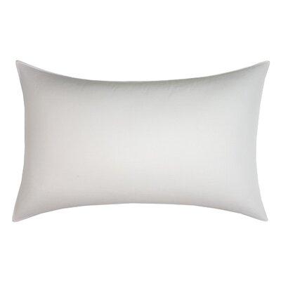 Polypropylene Throw Pillow Size: 11.02 H x 18.33 W x 0.39 D