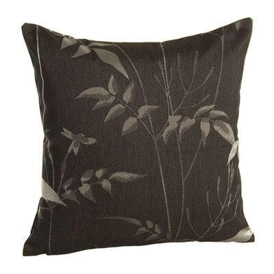 Silhouette Pillow Cover Color: Light Beige
