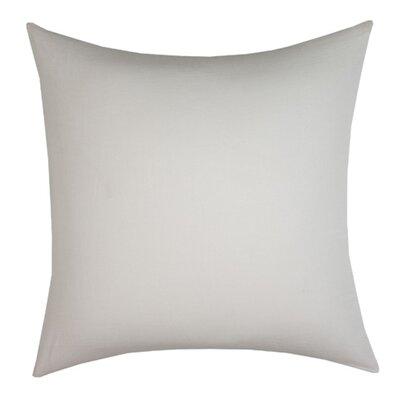 Polypropylene Throw Pillow Insert Size: 23.62 H x 23.62 W x 0.39 D