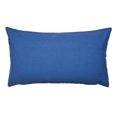 Java Pillow Cover Color: Orange Brick