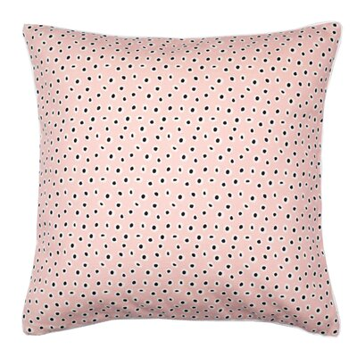 Kiwis Pillow Cover Color: Salmon