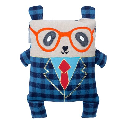 Mr. Panda Pillow
