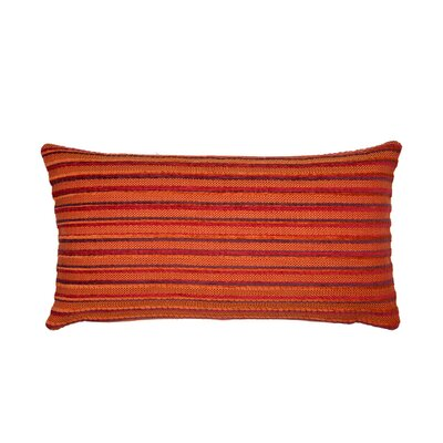 Touareg Pillow Cover Color: Bright Red