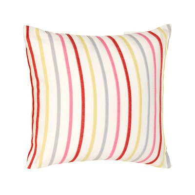 Sunset Pillow Cover Color: Pink