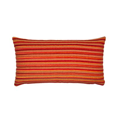 Touareg Pillow Cover Color: Orange