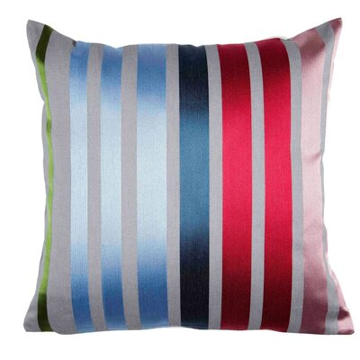 Lollipop Pillow Cover Color: Red Pink
