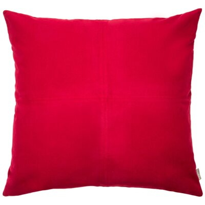 Alpina Pillow Color: Bright Red