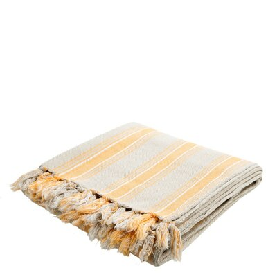 Vila Real Cotton Throw