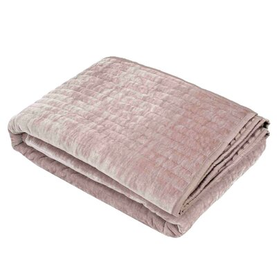Vend�me Quilt Color: Light Beige