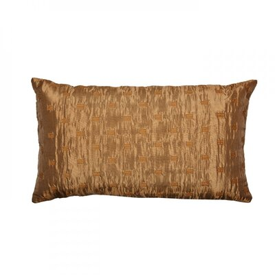 Frost Pillow Cover Color: Light Beige