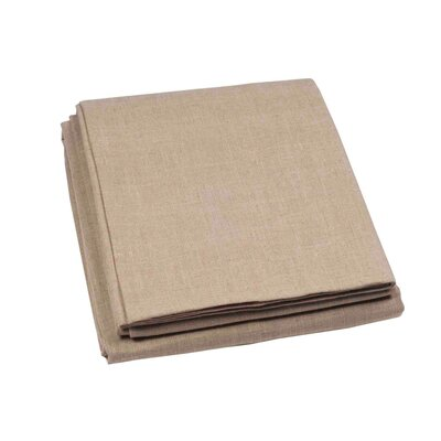 Bellevue Throw Color: Light Beige
