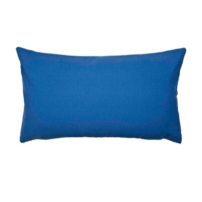 Java Pillow Cover Size: 15.6 H x 15.75 W x 0.39 D, Color: Orange Brick