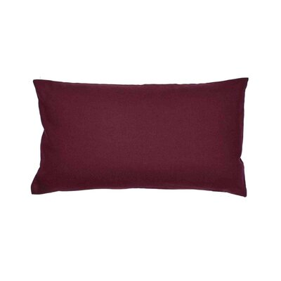 Panama Pillow Cover Color: Brown