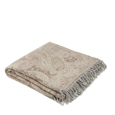 Kashmir Wool Throw