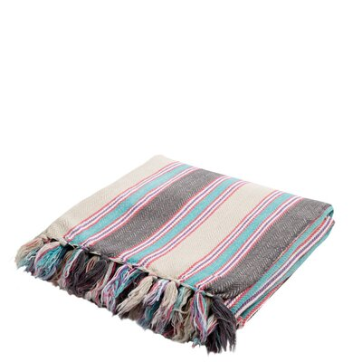 Lagos Cotton Throw