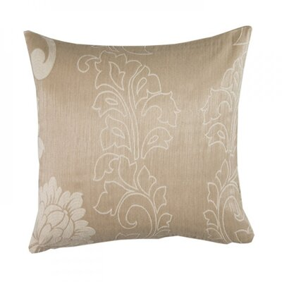 Visconti Pillow Cover Color: Light Beige