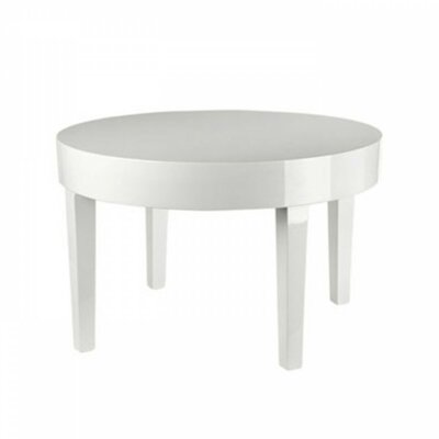 Eclipse Coffee Table Finish: White
