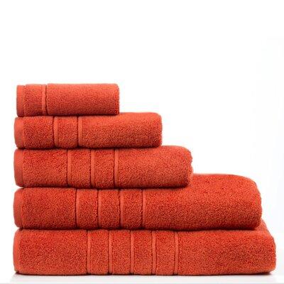 Hand Towel Color: Brick