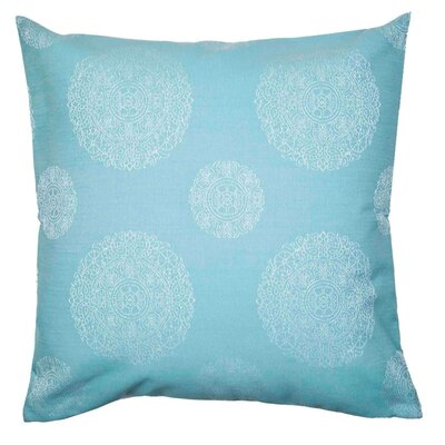 Telma Pillow Cover Color: Blue
