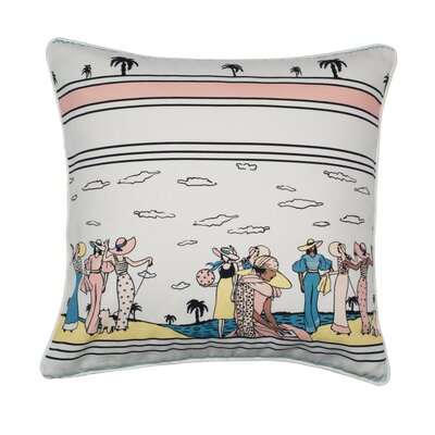 Riviera Pillow Cover