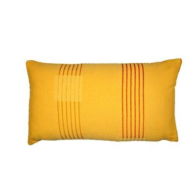 Finca Pillow Cover Color: Dark Yellow