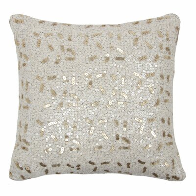 Golden Sand Pillow Cover
