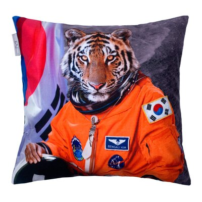 Bengali Kim Pillow Cover