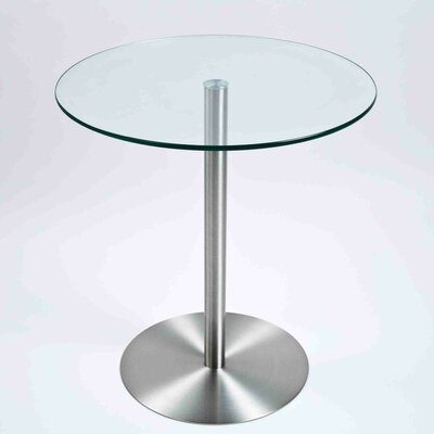 Titanium End Table