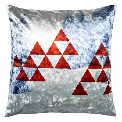 Snow Ride Pillow Cover
