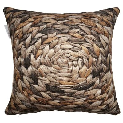 Folk Pillow Cover