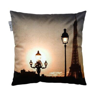 Forever Paris Pillow Cover