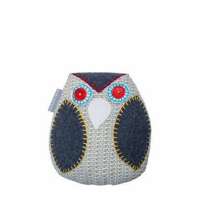 Fancy Owl Pillow