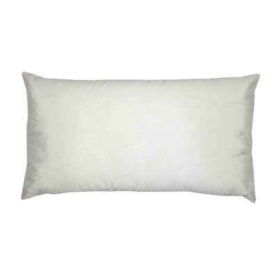 Jade Pillow Cover Color: Off White