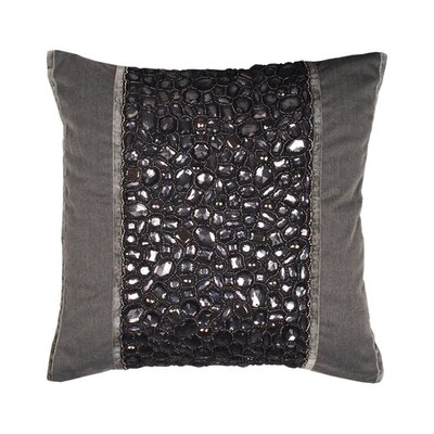 Galata Pillow Cover Color: Light Gray