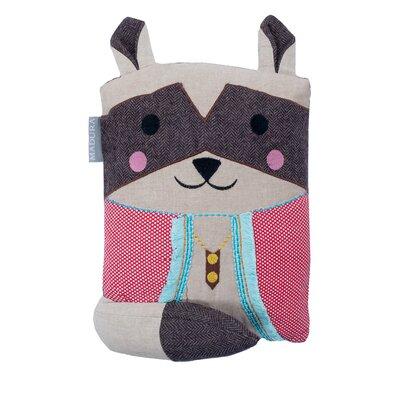 Mr. Raccoon Pillow