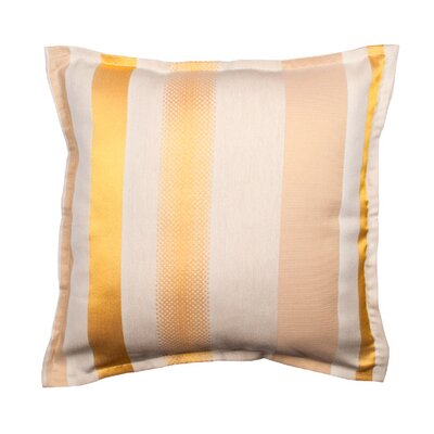 Mercury Pillow Cover Color: Pale Yellow
