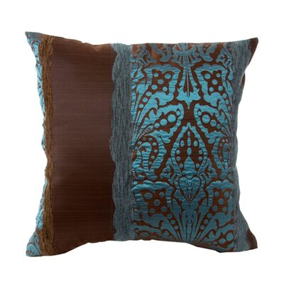 Chenonceau Pillow Cover Color: Blue