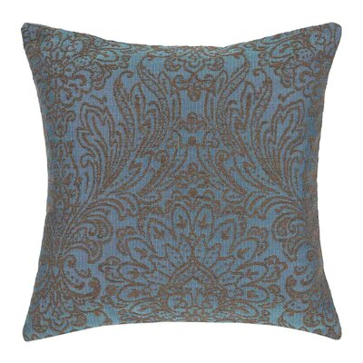 Anita Pillow Cover Color: Blue