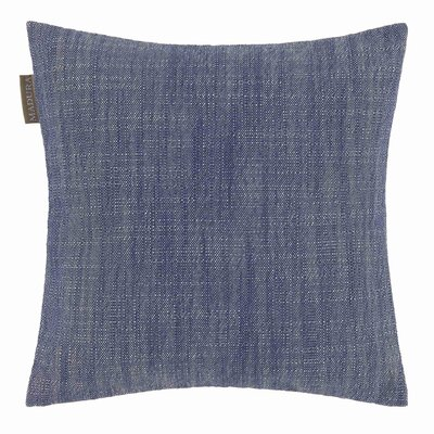Harmony Pillow Cover Color: Blue