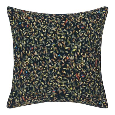 Adelaide Cotton Pillow Cover Color: Six Shades of Blue