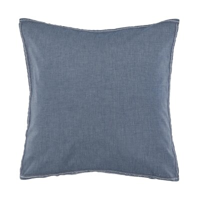 Luke Pillow Case Color: Blue