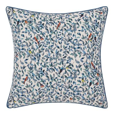 Adelaide Cotton Pillow Cover Color: Shades of Taupe