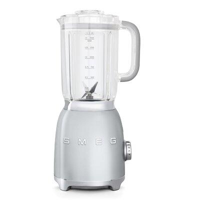 50s Style Blender Color: Silver BLF01SVUS