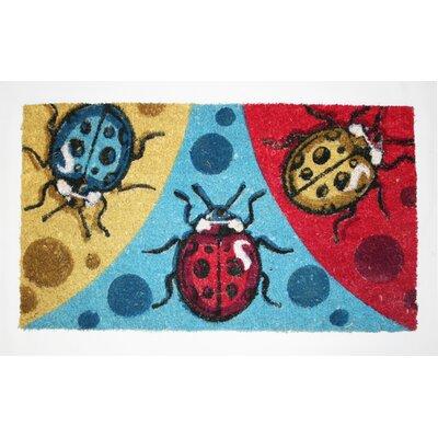 Lady Bug Mat GA10812